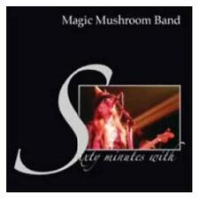 Magic Mushroom Band Sixty Minutes With CD NEW SEALED