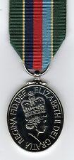 """Volunteer Reserve Service Medal Medal E""""R"""