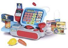 Casdon supermercato Fino Cash Register SHOP gioco di ruolo Finta Bambini Giocattolo Regalo