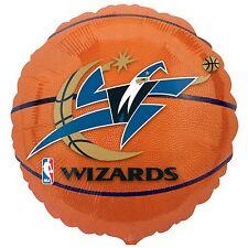 Washington Wizards Basketball Foil Balloon Licensed Tailgate Birthday