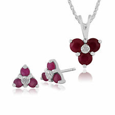 Ruby Natural Fine Jewellery Sets