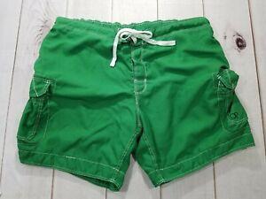 OP Swim Shorts Green Board Swim Suit Trunks Surf Beach ~ Men's Size 3XL (48-50)