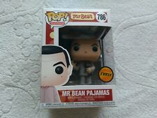 Funko Pop Mr Bean Pajamas Chase