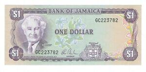 Jamaica - One (1) Dollar