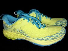 HOKA ONE ONE SPEED INSTINCT GREY / CORSICAN BLUE Purple Tennis RUNNING SHOES