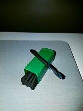 NEW!!! Precision Twist 5mm HSS 4ASM Drill Bits 046500 QTY 12, Spiral Flute
