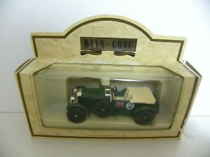 Lledo Days Gone 46003 1930 - Green Bentley
