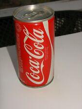COCA COLA COKE 280mL CAN TORONTO ONTARIO CANADA FRENCH & ENGLISH POP TOP