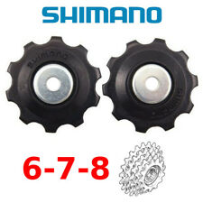 SHIMANO TY05 BIKE JOCKEY WHEEL GUIDE TENSION PULLEY GEAR 10 TEETH 6 7 8 SPEED