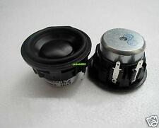 "1pcs 2"" inch  54mm 4Ohms 10~40W Neodymium Full-range speakers Loudspeaker"