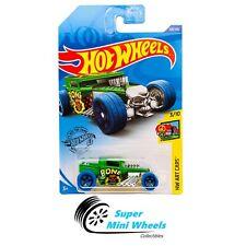 Hot Wheels Bone Shaker (Green) HW ART Cars 3/10 2020 J Case #159