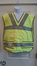 5.11 Tactical High Visibility ANSI II Reflective Yellow Safety Vest Utility NEW