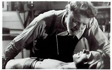 "1977 Original Photo Burt Lancaster Michael York ""The Island of Dr. Moreau"" film"