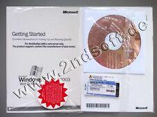 Windows 2003 Web Edition SB Vollversion, englisch - neu, SKU: P70-00275