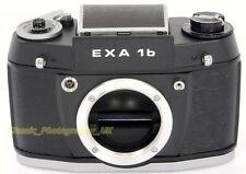 RARO! M42 vite Monte EXA 1b - 35mm SLR Camera Corpo + valigetta da Ihagee Dresda
