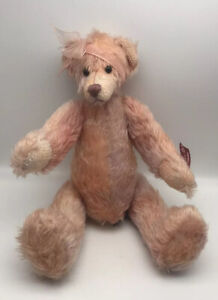 100% Mohair Russ Vintage Edition Cornelia  Limited Edition Bear