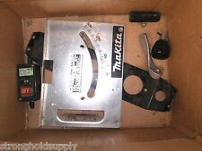 USED 357626-1 SLEEVE FOR MAKITA 2708 SAW -ENTIRE PICTURE NOT FOR SALE