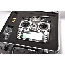 FrSky Taranis X9D Plus 2.4G Telemetry Radio Transmitter w/Aluminum Case OPEN BOX