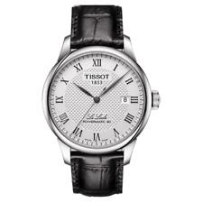 Tissot Le Locle Powermatic Mens Black Strap Watch