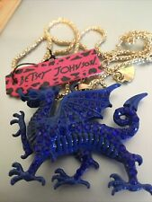 New Listingbetsey johnson dragon necklace