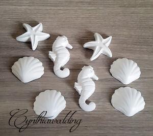 pareti 5 /– 8 cm Decorazione per Matrimoni e acquari Decorazione paesaggistica Conchiglie Amosfun Stella Marina Naturale per Artigianato