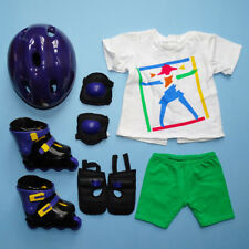 American Girl 1996 In Line Gear Rollerblade Outfit Pleasant Co Complete Pristine