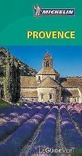 Michelin Le Guide Vert Provence von Guide vert français (2018, Gebundene Ausgabe)