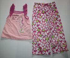NEW Gymboree Gymmies Tank Top & Long Pants Pracing Zebra Set PJs Size 4 year NWT