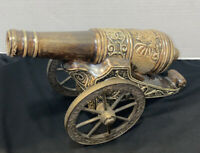 "Rare 13"" VINTAGE BANFI SPANISH STYLE CANNON DECANTER"