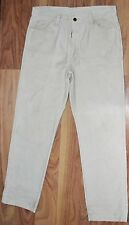 Men's Hard Yakka Heavy Duty Pants Jeans Size 89 cm Waist Long