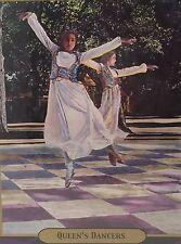 Brad Bennett Queen's Dancers 1000 Piece Jigsaw Puzzle Renaissance Faire Series