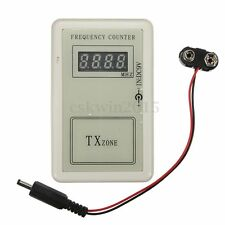 RF Frequency Detector Tester Counter For Auto Car Key Remote Control Checker