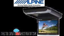 """ALPINE PKG-RSE3HDMI  10.1"""" Roof-mount DVD Player with HDMI and USB Video"""