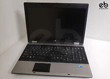 HP Probook 6550b Core i3-M350 2.27Ghz 6GB RAM 320GB HDD Windows 7