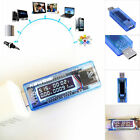 USB Charger Doctor Capacity time Current Voltage Detector Meter Tester New LO