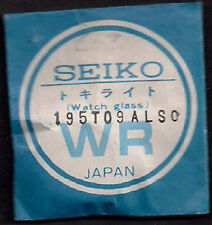 Seiko Japan - Vintage Watch Glass Crystals - Various Sizes