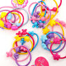 20Pcs Girls Fashion Animal Hair Bands Elastic Rope Ponytail Tie Hairband Bobbles