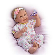 Linda Murray Butterfly Kisses & Flower Petal Wishes Doll