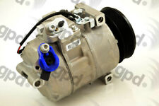 A/C Compressor fits 2003-2011 BMW M5,M6 528i M3  GLOBAL PARTS