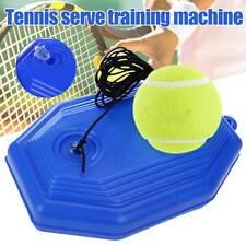 Solo Tennis Trainer Training Practice Rebound Balls Back Base Tool Self-study