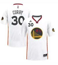 Men Golden State Warriors Stephen Curry Adidas Chinese New Year Jersey Authentic