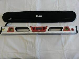 Flex Digitale Wasserwaage ADL 60 Magnetwasserwaage+Punktlaser+Tasche Art.:409197