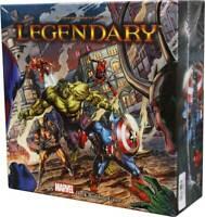 Legendary Deck Building Game: Marvel Core Set SEALED UNOPENED FREE SHIPPING
