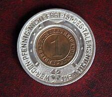 Sparkasse Scheinfeld Mittelfranken Glücksmünze Werbemünze 1933