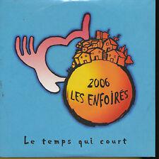 LES ENFOIRES CD SINGLE EU LE TEMPS CHAMFORT GOLDMAN (2)