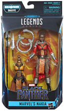 MARVEL LEGENDS BLACK PANTHER SERIES NAKIA ACTION FIGURE