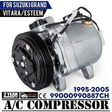 Get AC Compressor A/C Clutch For Suzuki Grand Vitara 14155434 99-05 2.5L Free