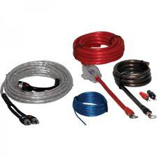 AMPIRE EPK10 Verstärker Anschluss Kabel Set 10mm² 5 Meter Strom Cinch Economy