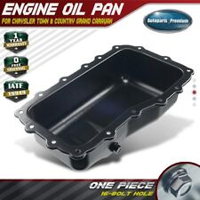 New Engine Oil Pan for Chrysler Town & Country Dodge Grand Caravan 08-10 V6 3.8L