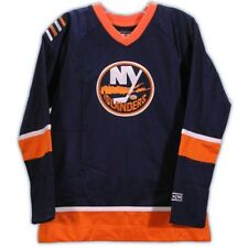 d8a6613f2 New  120 Authentic CCM 550 Ice Hockey Jersey New York Islanders Home Navy  Womens